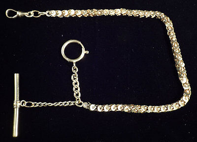 Vintage Watch Chain by Simmons
