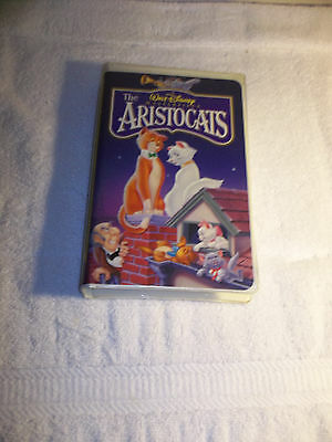 The Aristocats - VHS