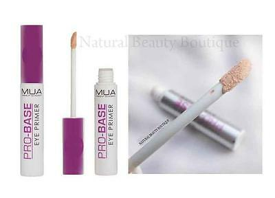 MUA MAKEUP ACADEMY PRO-BASE EYE PRIMER CONCEALER Extend EYESHADOW Staying Power