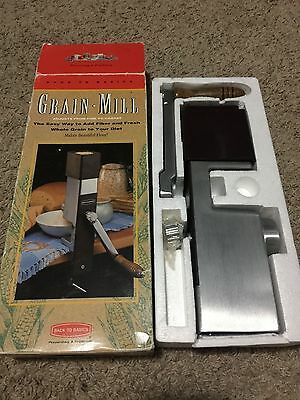 Back to Basics Grain Mill Never used