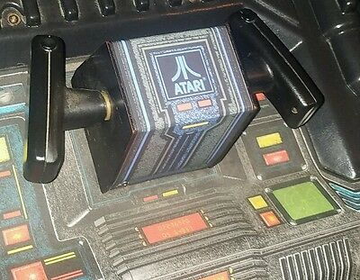 atari star wars flight yoke decal