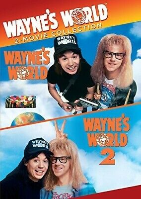 Wayne's World 2-Movie Collection [New DVD] Gift Set, Subtitled, Widescreen, 2
