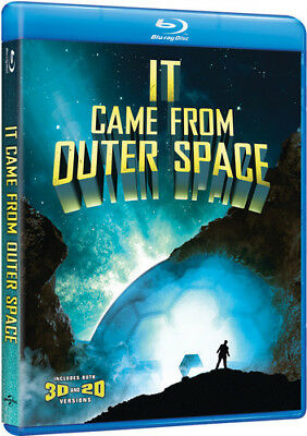 It Came From Outer Space [New Blu-ray] Snap Case