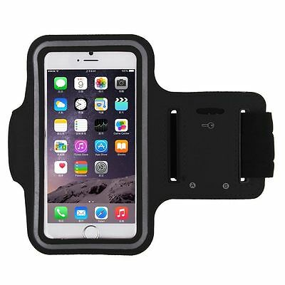 Sports Jogging Gym Running Armband Pouch Case Cover for Apple iPhone 6 7 8 X