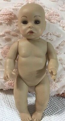 """Older Baby Doll. New --No Package. Syndee's Approx 14""""  1994 TOOTIE."""