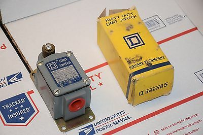NEW Square D 9007TUD5 Limit Switch;#331