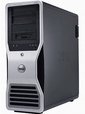 Dell 690 Gaming Nvidia 8800GT 4 Cores Dual Xeon 5150 2.7GHz 8GB 1000W PC i3Speed