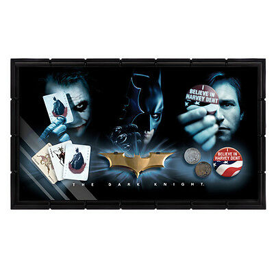The Dark Knight Prop Set Replica Batman Licensed by The Noble Collection NEW