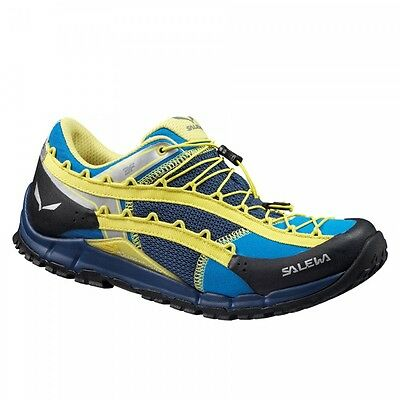 Scarpe trail running Salewa Ms Speed Ascent uomo - Blue Mimosa