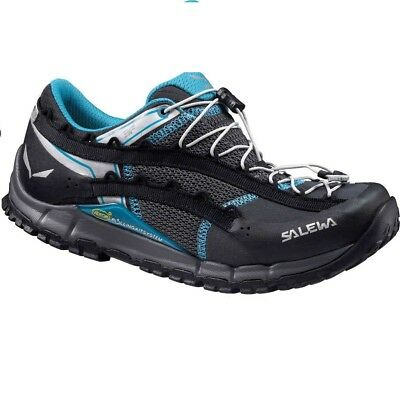 SALEWA Scarpe trail Running Ms Speed Ascent uomo - Carbon Pagoda corsa