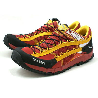 Scarpe trail running Salewa Ms Speed Ascent uomo - Terracotta Nugget Gold