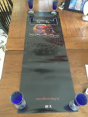TOOL LATERALUS TEASER PROMO POSTER 12x36 Rare