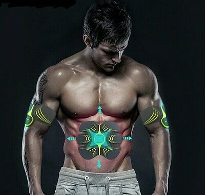 ABS Fit Training Multi-Function EMS abdominal exercise Hous abdominal muscles