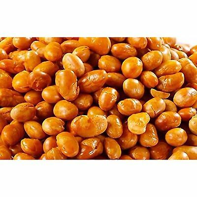 Soya Beans Roasted No Salt - 20 Lbs