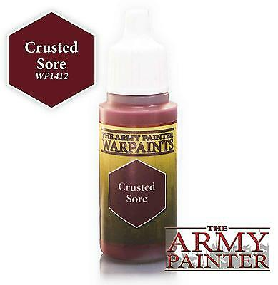 Army Painter Warpaints Crusted Sore   WP1412