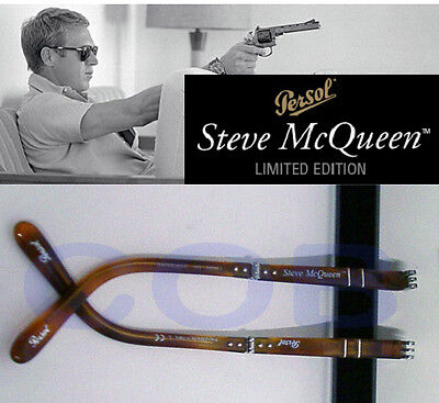 Side Arm Persol  Aste Ricambio REPLACEMENT ARMS Temples   Steve MCQUEEN 714SM 96