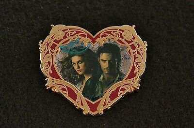 Disney Trading Pin Pirates Of The Caribbean Valentines Heart Swann Turner 58141