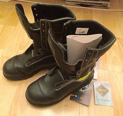Jolly Firefighter Brand New Boots Size UK 7