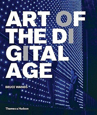 Art of the Digital Age by Wands  Bruce Paperback New  Book