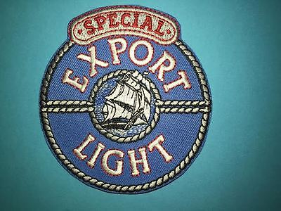 Pabst Heileman's Special Export Light Beer Iron On Hat Jacket Patch Crest