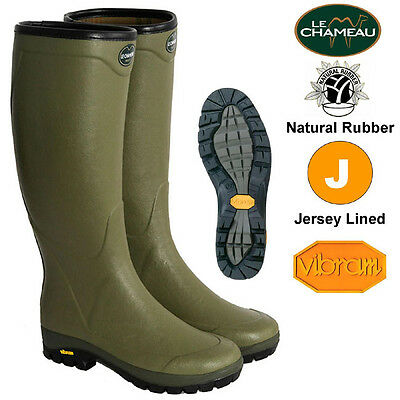 Le Chameau Country Vibram - Unisex Country / Shooting / Walking Wellingtons