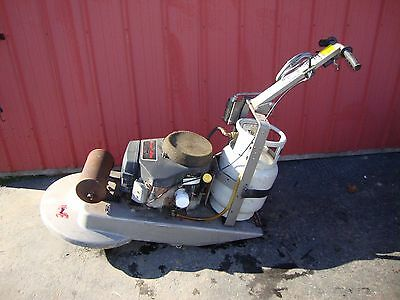 "Pioneer Eclipse 21"" propane powerd scrubber, sander, polisher, buffer, burnisher"