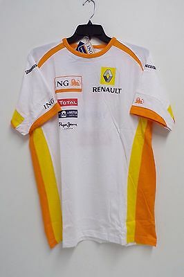 Renault Ing F1 Team T Shirt New In Pack