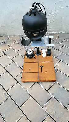 Leitz-Focomat-IIC-Vergroesserer Enlarger - Leitz Wetzlar Germany