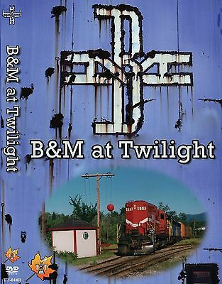 Boston & Maine's At Twilight Tell-Tale Productions Dvd