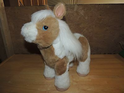 Furreal Friends Baby Butterscotch My Magical Show Pony Pet horse!