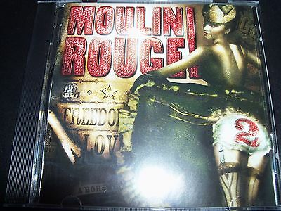 Moulin Rouge Music From Baz Lurhmann's Film Volume 2 Soundtrack CD – Like New