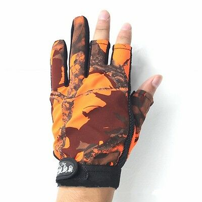 Outdoor Fishing Gloves