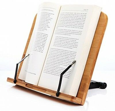 Reading Rest Cookbook Cook Book Stand Holder Reading School Office Supplies