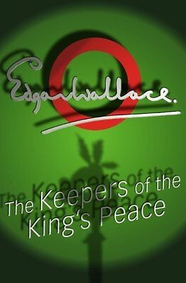 Keepers of the King's Peace by Wallace  Edgar Paperback New  Book