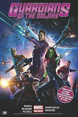 Guardians of the Galaxy by Bendis  Brian Hardback New  Book