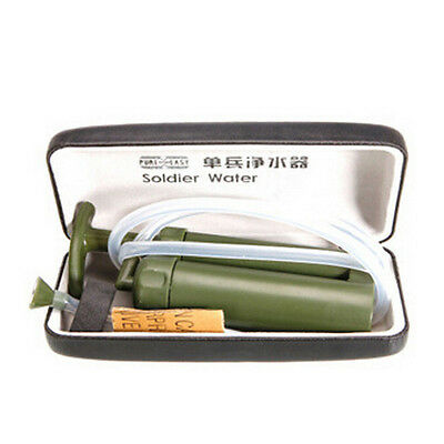 Lifestraw Portable Personal Water Filter Purification Purifier Survival Gear AT