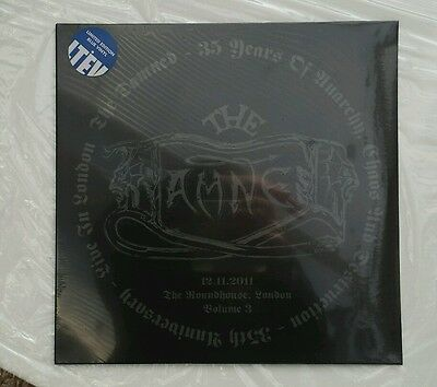 THE DAMNED 35 YEARS OF ANARCHY VOL 3 Record Store Day RSD VINYL SEALED