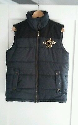 Hennessy Gold Cup 60. Body Warmer. Medium. Rare