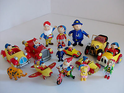 Noddy Bundle of Vehicles and Figures