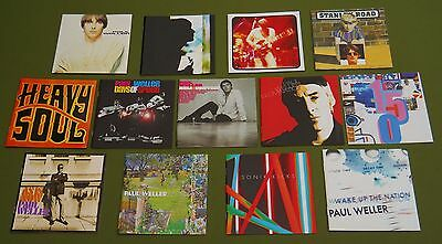 Paul Weller Complete Collection Of Cd Albums.....jam....mod