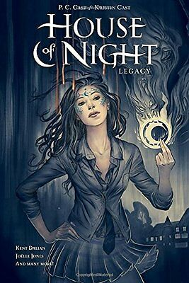 House of Night Legacy by P. C. Cast New Hardback Book