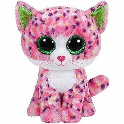 Ty - TY36189 - Beanie Boo's - Peluche Sophie Chat 15 cm