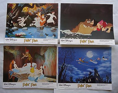 DISNEY/ PETER PAN  /british set of 8 stills