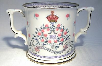 The Royal Collection 100 Years Queen Mother Loving Cup