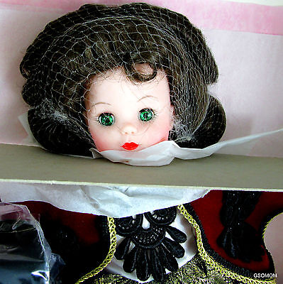 Boxed Madame Alexander Doll BELLE A CHRISTMAS STORY Legends #18402 MIB