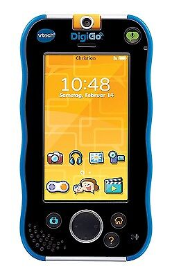 VTech DigiGo Electronic Toy, Tablet for child, SPAIN LANGUAGE VERSION