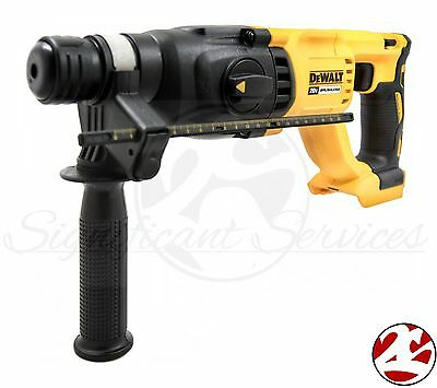"New DeWALT DCH133 DCH133B XR 20V MAX Brushless 1"" Rotary D-Handle Hammer Drill"
