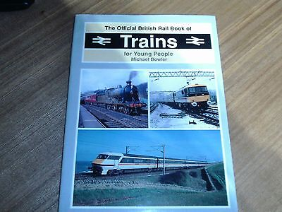The Official British Rail Book of Trains