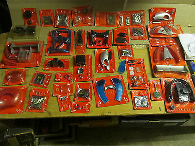 Huge Job Lot of Ultimate Real Robots Spare Parts lots still Sealed Cybol Lot