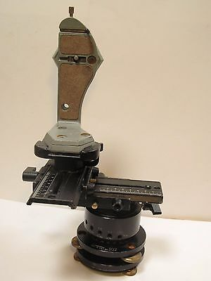Panoramic head Manfrotto 303 - USED
